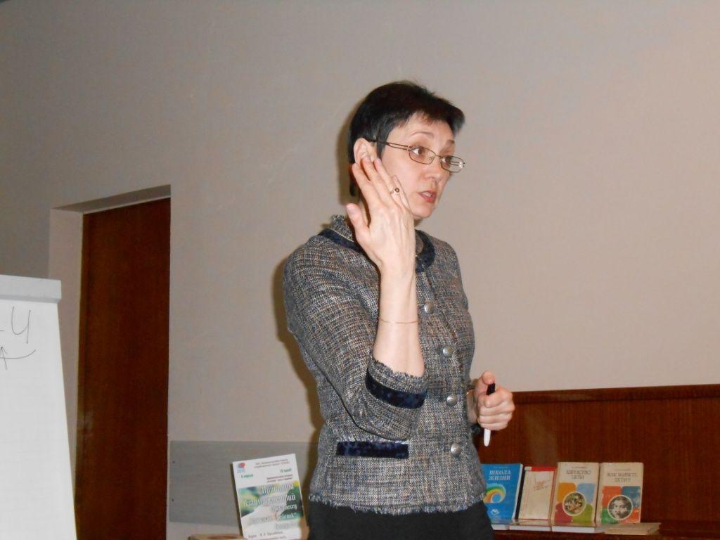 В библиотеке обсудили принципы взаимодействия взрослых и детей