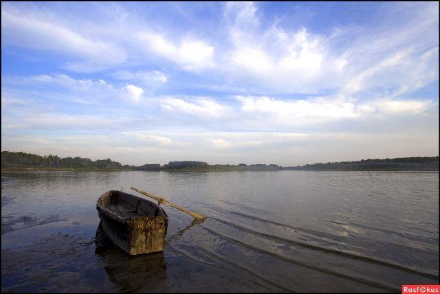 1. Озеро Красилово