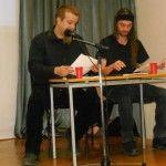 Projekt Д - Musikalische Lesung