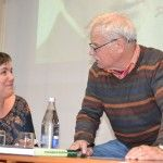 «С Есениным наши Берлин брали!»: в краевой библиотеке прошла творческая встреча с Сергеем Никоненко
