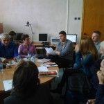 В Центре поддержки технологий и инноваций состоялось очередное заседание Алтайской краевой общественной организации Всероссийского общества изобретателей и рационализаторов (АКОО ВОИР)