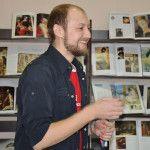 «Шишковка» играючи открыла выставку «Чтение: от забавы до учения»
