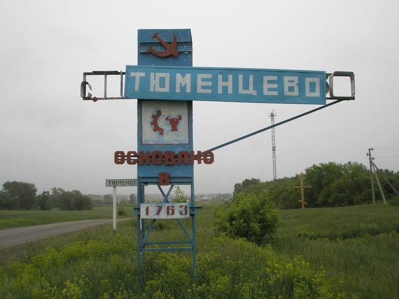 Тюменцевский район
