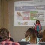 24 марта в рамках дней Франкофонии в библиотеке прошла встреча, посвящённая обучению во Франции.