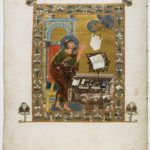 Выставка, посвященная 960-летию старейшей русской рукописной, точно датированной книге – Остромирову Евангелию.