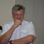 В краевой библиотеке прошла творческая встреча с Михаилом Тарковским