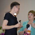 Гузель Яхина встретилась с читателями в «Шишковке»