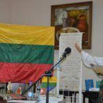 Студентов познакомили с культурой Литвы