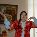 В «Шишковке» отпраздновали свадьбу по казахскому обычаю