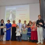 Топоровские читки: театрализованный экскурс в историю