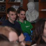 Заседание Клуба любителей фотографии АКУНБ.