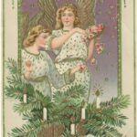 Рождество и Новый год в открытках