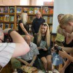 Заседание Клуба любителей фотографии АКУНБ