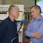 С читателями встретились поэты Владимир Молчанов и Мария Маркова