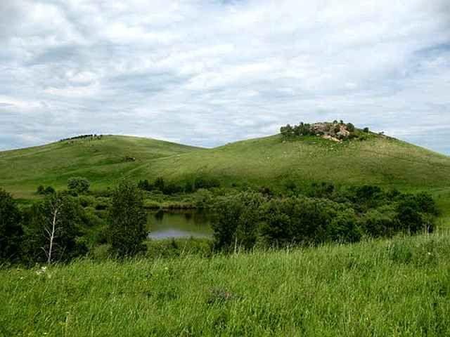 Гора Камешок (Каменная)