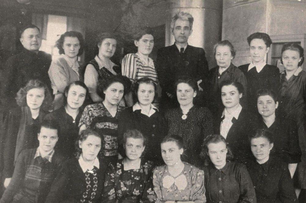 Коллектив библиотеки