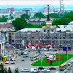 «Люблю я город Барнаул, он уголок моей России»