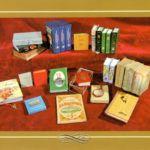 «Библиотека на ладони»: выставка миниатюрных и малоформатных изданий