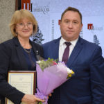 Сотрудники «Шишковки» получили благодарности