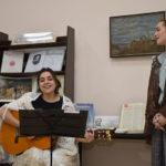 Гости «Шишковки» побывали в литературном салоне