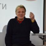 «А потом щелкнуло!»: Александр Строганов встретился с читателями в «Шишковке»