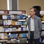 «В сорок мои сороков»: Михаил Бетехтин представил свою книгу