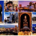 По городам, странам и континентам: выставка российской и зарубежной почтовой открытки