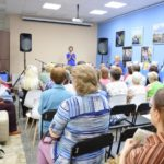 «Открытая библиосреда»: «Дом там, где русский язык!»