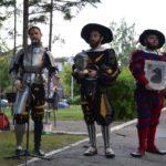 «Открытая библиосреда»: рыцари сразились под стенами «Шишковки»