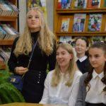Встречаем новых читателей библиотеки