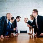 «Бои без правил: как разрешить конфликт»