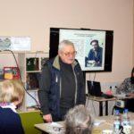 Краеведческий лекторий «Жизнь и творчество художника Л. Р. Цесюлевича»