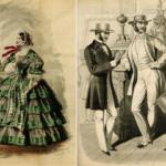 «История одного шедевра»: по страницам модных журналов XIX - начала XX века